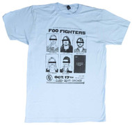 Foo Fighters - Cubby Bear Chicago Soft - Mens - T-shirt