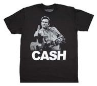 Johnny Cash - The Bird - Mens - T-shirt