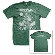 Dropkick Murphy's   Vintage Skeleton Piper   Men's T-shirt