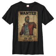Guardians of the Galaxy - Legendary Outlaw - Youth T-shirt