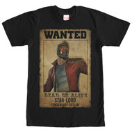 Guardians of the Galaxy - Legendary Outlaw - Mens T-shirt