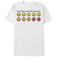 Big Hero 6   Pain Rating   Men's T-shirt  