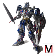 Transformers | Optimus Prime | 1:22 Scale | Die-Cast Action Figure