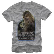 Star Wars   The Wookie   Mens T-shirt  