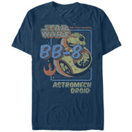 Star Wars | Spacey Droid | Mens T-shirt |