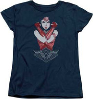 Wonder Woman | The Movie | Amazon | Womans Tee