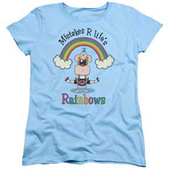 Uncle Grandpa | Lifes Rainbows | Womans Tee