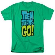 Teen Titans Go | Logo | Mens T-shirt