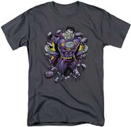Superman | Bizzaro Breakthrough | Mens T-shirt