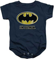 Batman | IM Batman | Infant Snapsuit