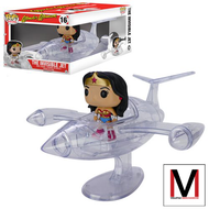 Wonder Woman | Invisible Jet | Pop! Vinyl Vehicle
