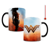 Wonder Woman | Power Grace Wisdom | Morphing Mug
