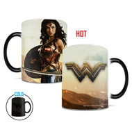 Wonder Woman | Ready For Battle | Morphing Mug