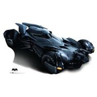 Batman V Superman - Batmobile - Cardboard Standup