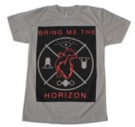 Bring Me The Horizon | Heart and Symbols | Men's T-shirt
