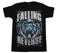 Falling In Reverse   Lion   Men's T-shirt