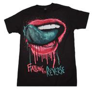 Falling In Reverse   Lips   Men's T-shirt