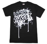 Minor Threat | Drip Logo | Men's T-shirt