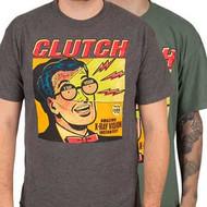 Clutch | X-Ray Vision | Men's T-shirt |