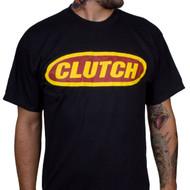 Clutch | Classic Logo | Men's T-shirt |