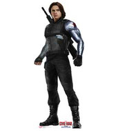 Winter Soldier - Captain America Civil War - Cardboard Standup