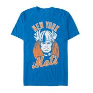 Marvel | MLB | New York Mets | New York Thor | Mens T-shirt