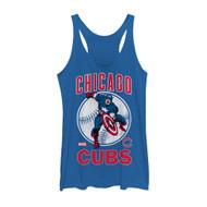 Marvel | MLB | Chicago Cubs | Cubs Baseballcap | Tank
