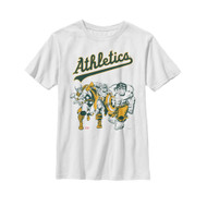 Marvel | MLB | Oakland A's | Group A | Youth T-shirt