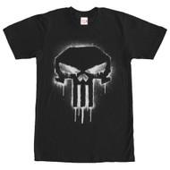 Punisher   Spray Paint   Men's T-shirt