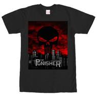 Punisher   Skyline   Men's T-shirt