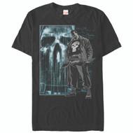 Punisher   Bullet Storm   Men's T-shirt