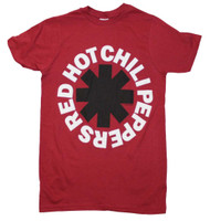 Red Hot Chili Peppers | RHCP | Black Asterisk | Men's T-shirt