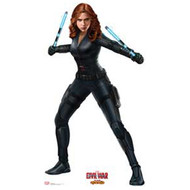 Black Widow - Captain America Civil War - Cardboard Standup