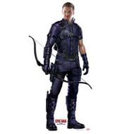 Hawkeye - Captain America Civil War - Cardboard Standup