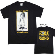 Pearl Jam | Choices | Men's T-shirt