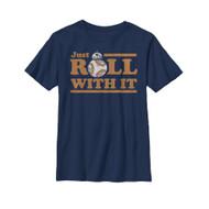 Star Wars | Roll With It | Youth T-shirt