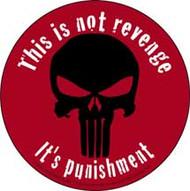 Punisher   Punishment   Sticker