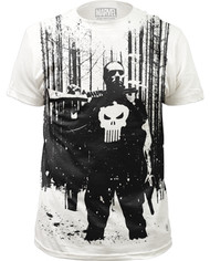 Punisher   Blizzard   Mens T-shirt