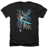 Voltron : Legendary Defender   Lions Share   Heather Men's T-shirt