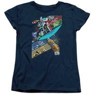 Voltron : Legendary Defender   Crisscross   Women's T-shirt