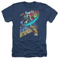 Voltron : Legendary Defender   Crisscross   Heather Men's T-shirt