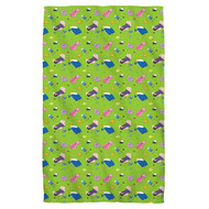 Adventure Time | Green Fields | Towel