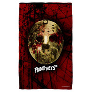 Friday the 13th | Bloody Mask | Towel