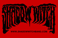 Shadow Witch | Red Logo | Sticker