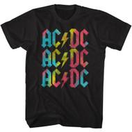 AC/DC | Multicolor | Men's T-shirt