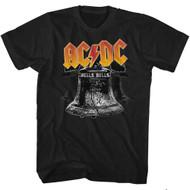 AC/DC | Hells Bells 2 | Men's T-shirt