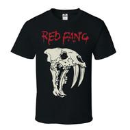 Red Fang | Fang| Men's T-shirts
