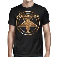 Venom Inc | Pentagram Gold Logo | Men's T-shirt