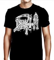 Death   Bloody Logo   Men's T-shirt