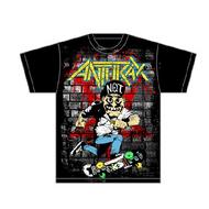 Anthrax | Skater | Men's T-shirt